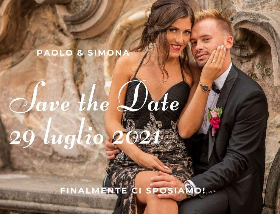 SAVE THE DATE o CHANGE THE DATE
